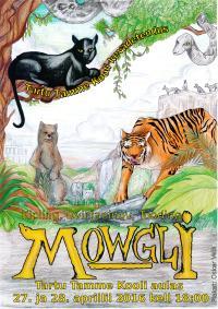 Mowgli plakat